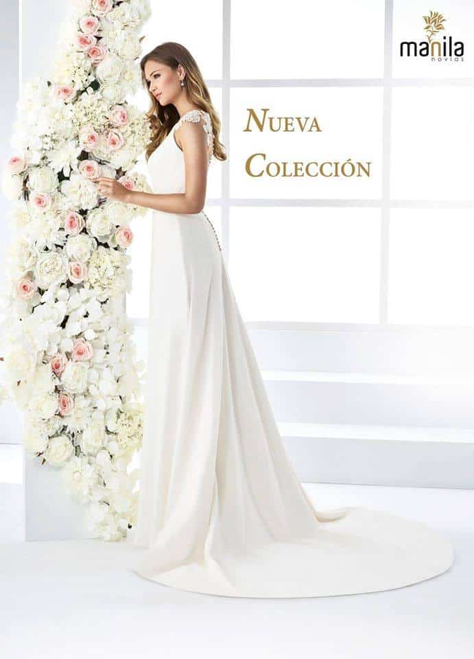 El vestido de novia de tus sueños.