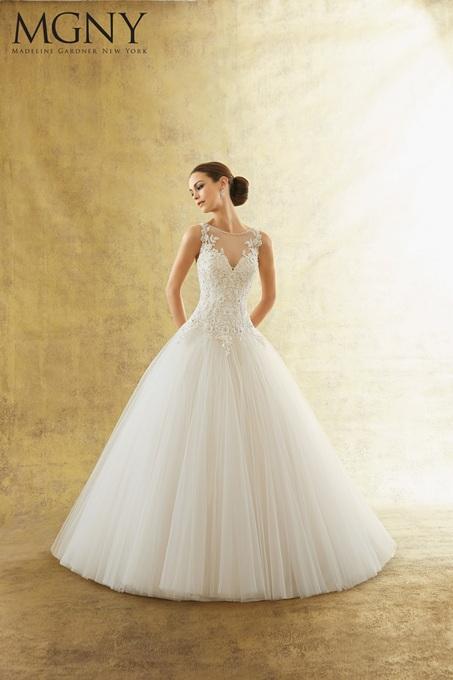 vestido de novia blanco sencillo elegante, sin mangas, elegante y economico