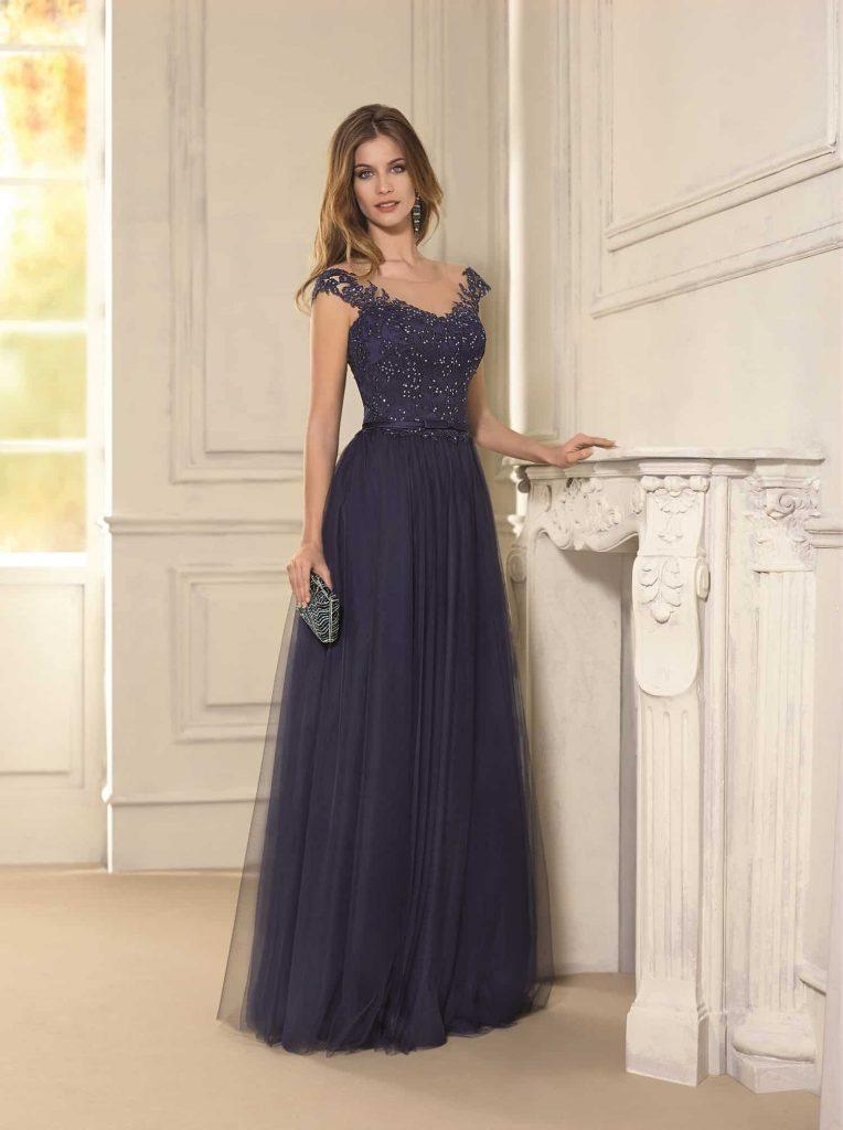 diseño de calidad eaf4c ac0ba Vestidos de Madrina - Marián Novias - Vestidos de Novia