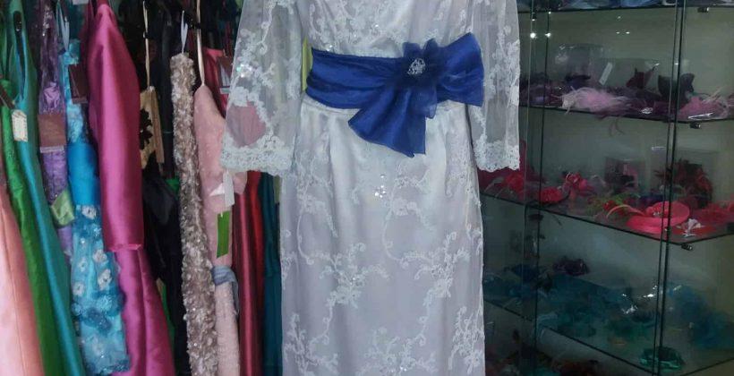 Vestidos madrina. Elegancia y Exclusividad. Tienda Novias Coruña