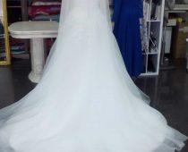 Vestido de novia exclusivo
