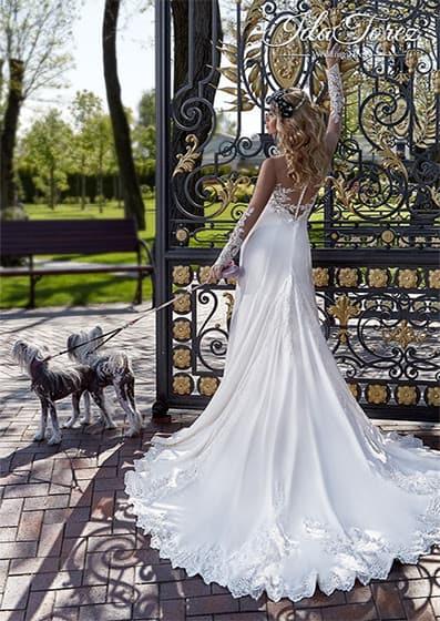 Estilo de la novia y estilo de boda para una ceremonia o boda.