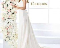 Elegancia y exclusividad en novias.