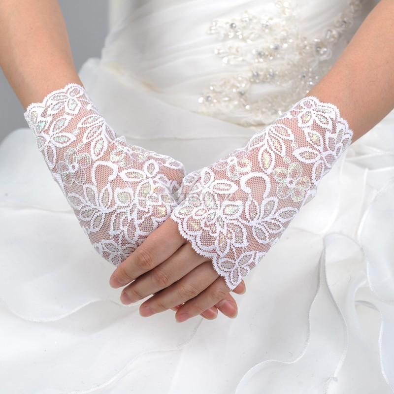 guantes para novia coleccion