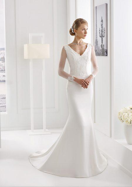 Elegancia en novias