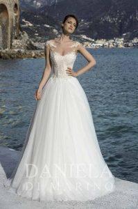 Vestido de novia de firma