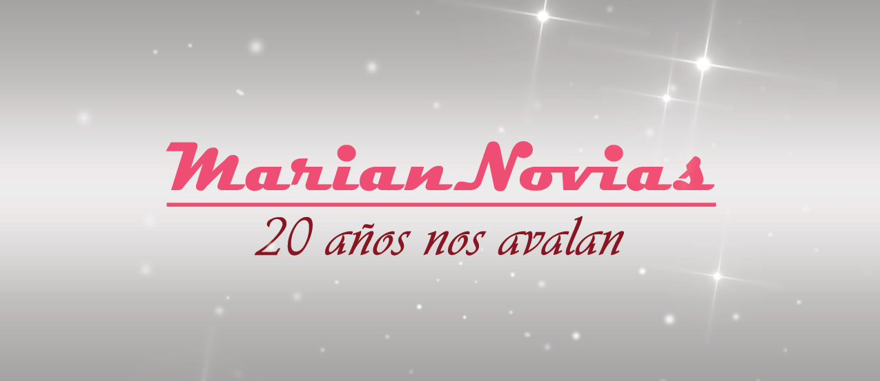 Marian Novias, 20 años nos avalan