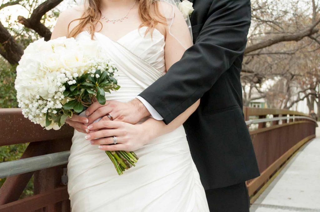 vestido de novia, boda civil