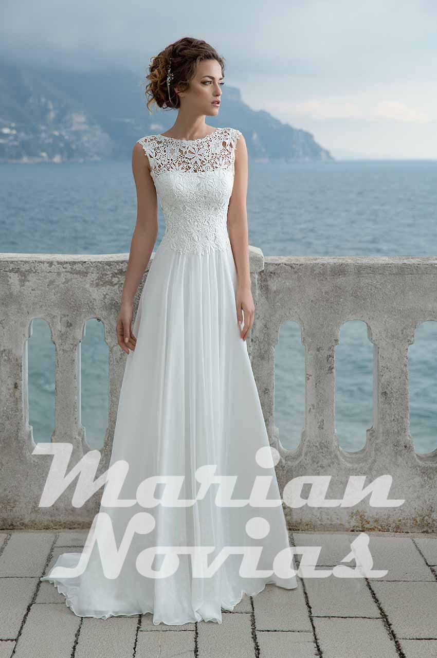 Marian Novias - vestido de novia italiano