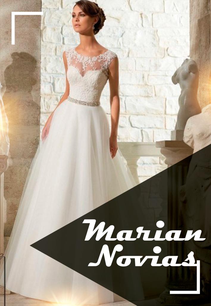Marian Novias, vestidos de novia