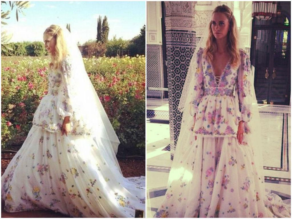 ❤Famosas que NO se Casaron con el Clásico Vestido de Novia Blanco