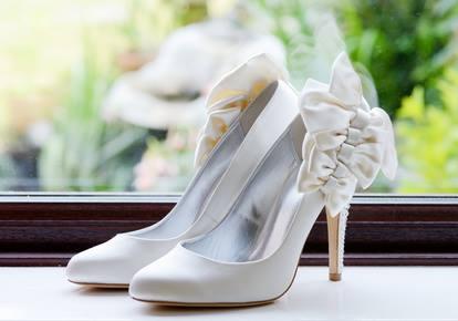 Calzados para novias en Naron y ferrol