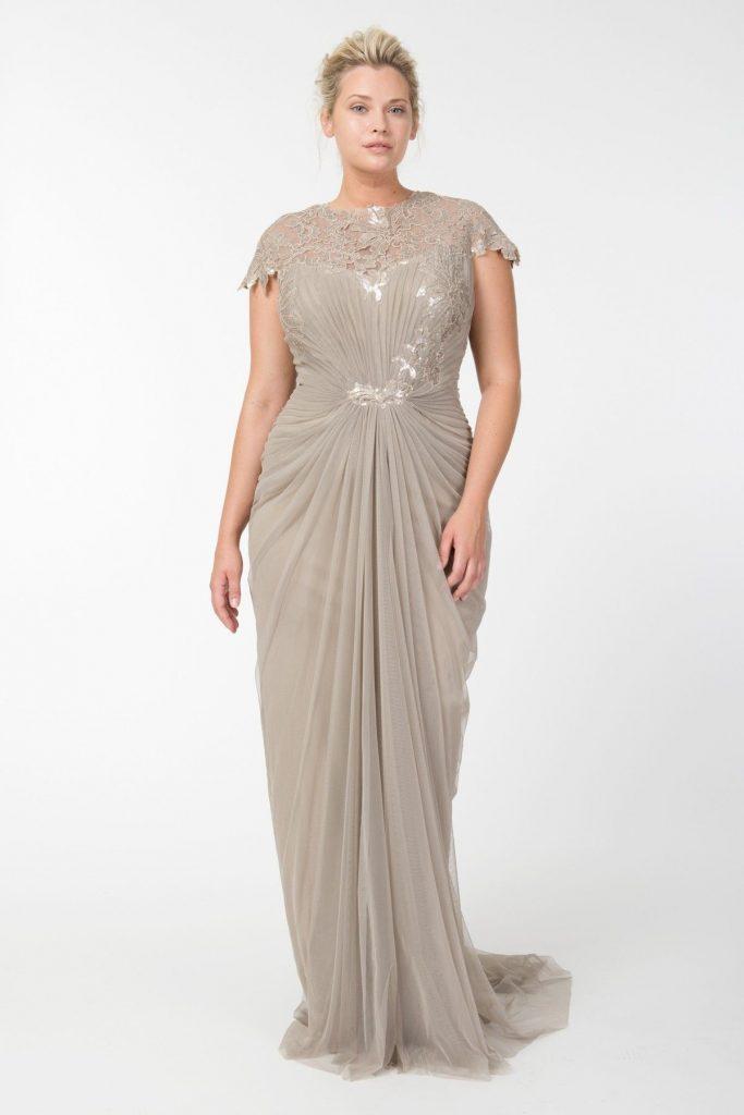 Vestidos de madrina 2021 elegantes