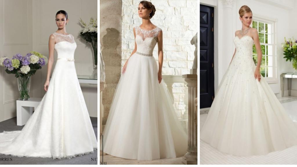 vestidos de novia economico