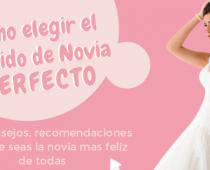 consejos para elegir el vestido de novia