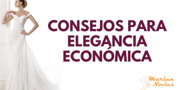 Consejos para elegancia económica.