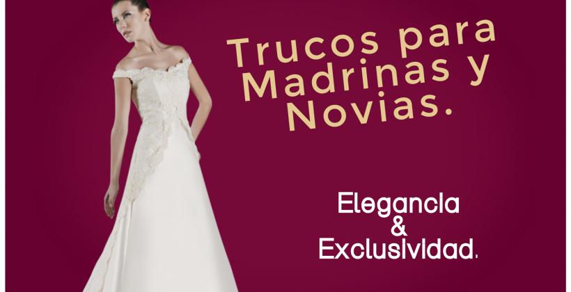 Marian Novias, vestidos exclusivos y elegantes