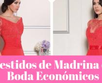 vestidos de madrina de boda economico