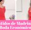 Vestidos de Madrina de Boda Económicos.