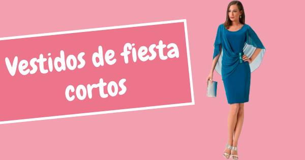 Vestidos de Fiesta Cortos.