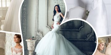Vestidos de boda elegantes