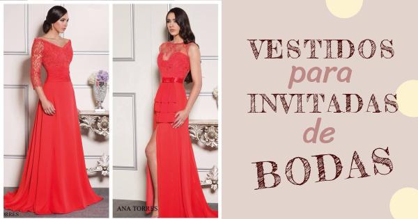 vestidos para invitadas de bodas